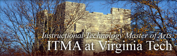 ITMA Instructional Technology Master of Arts Program